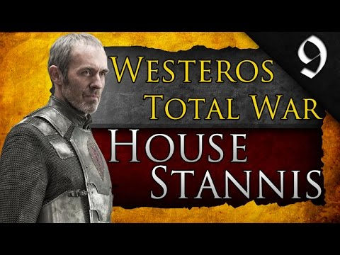 WESTEROS TOTAL WAR: GAME OF THRONES: HOUSE STANNIS CAMPAIGN EP. 9 - EDMURE TULLY KILLED!