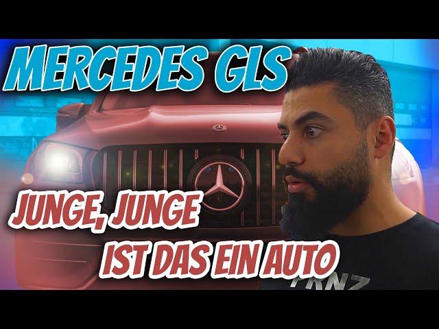 Mercedes GLS - was für ein Umbau