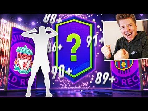 TO NAJLEPSZE PACZKI NA ŚWIECIE!!! 😱 NIESAMOWITE SZCZĘŚCIE🔥 FIFA 19 thumbnail