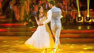 Georgia May Foote & Giovanni Pernice Viennese Waltz to 'Runaway' - Strictly Come Dancing:  2015