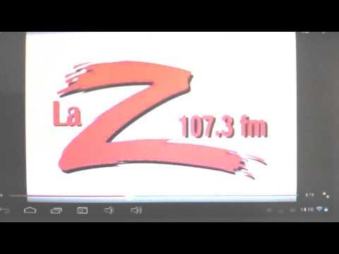 LA Z 107.3 FM MÉXICO DF.  ES BUENA RADIO 1999...…