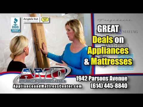 Affordable Appliances and Mattress Dealer-Store in Columbus, Ohio | No Credit Check