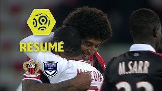 OGC Nice - Girondins de Bordeaux (1-0)  - Résumé - (OGCN - GdB) / 2017-18