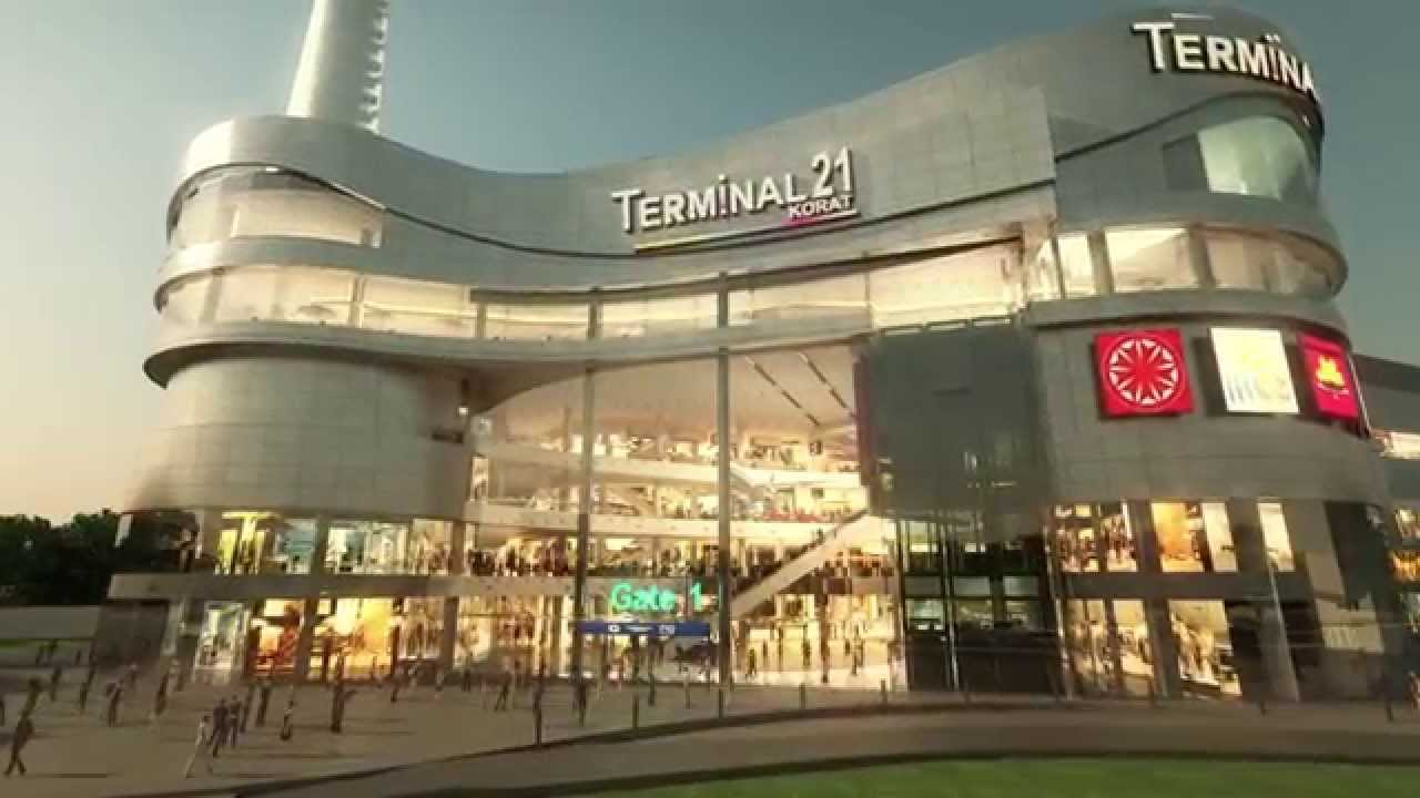 Terminal21 Korat - YouTube