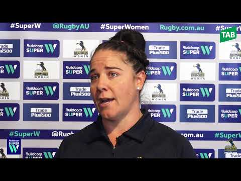 Buildcorp Super W Media: Louise Burrows