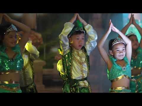 Alladin Dance: Prince Ali