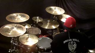 Gym Class Heroes feat Neon Hitch - Ass Back Home DRUM COVER