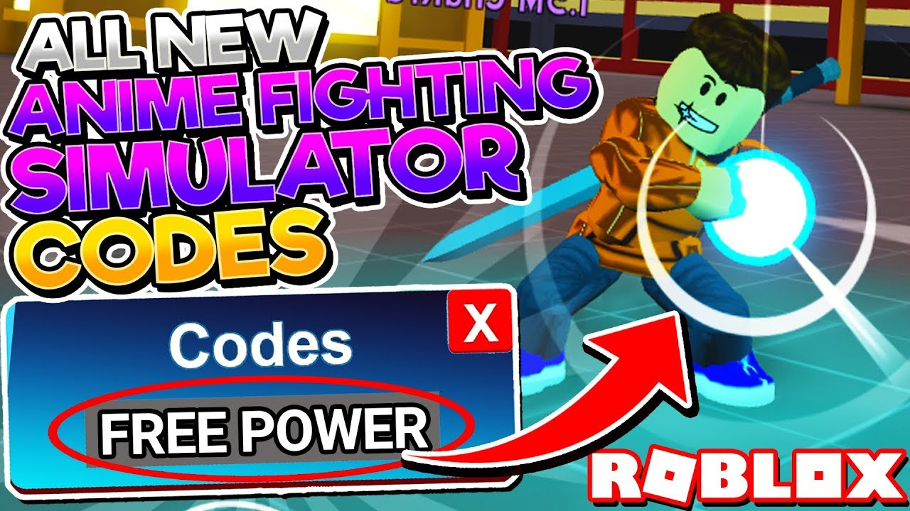 All Secret Power Codes In Anime Fighting Simulator Roblox Best