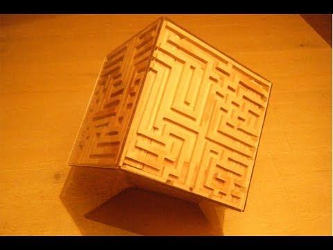 Marble Maze Puzzle Box Doovi