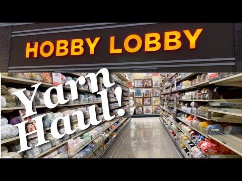 HOBBY LOBBY YARN