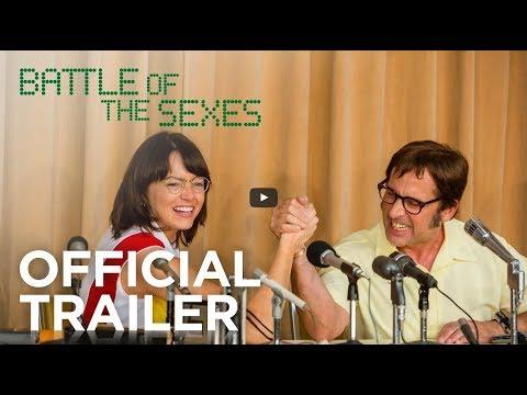 BATTLE OF THE SEXES | Official Trailer #1 | In Cinemas September 28, 2017