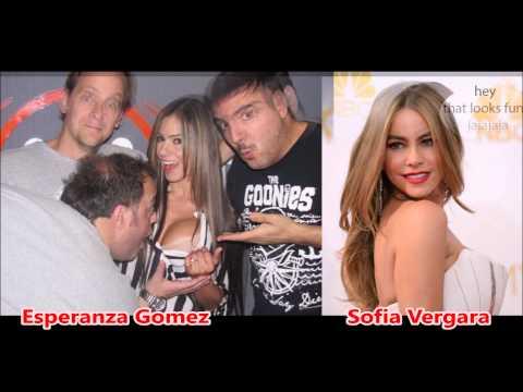 Sofia Vergara and her Porn Star Twin