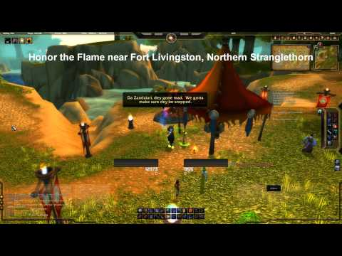 WoW: Flame Warden of Eastern Kingdoms Achievement (Alliance) Tutorial