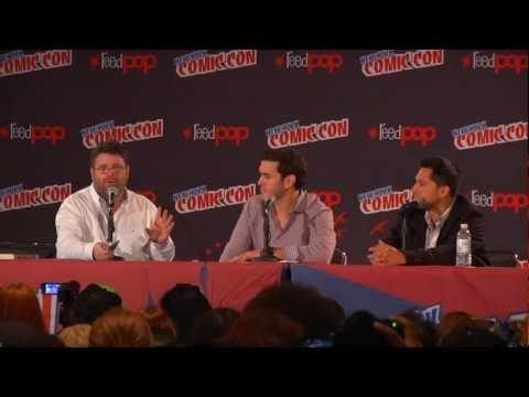 Sean Astin New York Comic Con Q&A