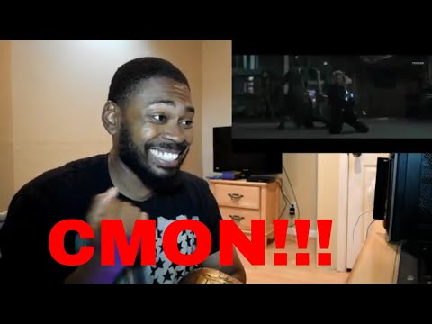 AVENGERS INFINITY WAR Extended Movie Clip Avengers Vs Black Order Fight Scene REACTION