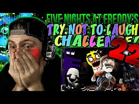 Vapor Reacts #533 | [FNAF SFM] FIVE NIGHTS AT FREDDY'S TRY NOT TO LAUGH CHALLENGE REACTION #22