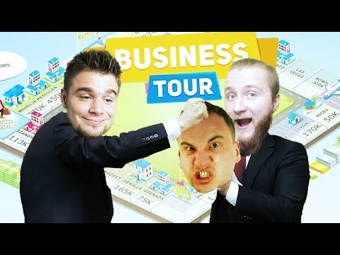 DOBRODZIEJ TYM RAZEM NIE WYRZUCI NIKOGO Z EKIPY! | Business Tour [#33] (With: EKIPA)