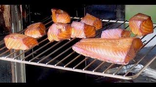 Smoked Salmon For Amateurs