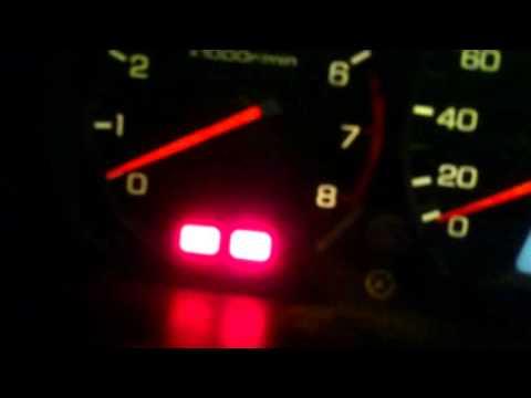 Honda accord 1999 check engine trouble code 11 obd1