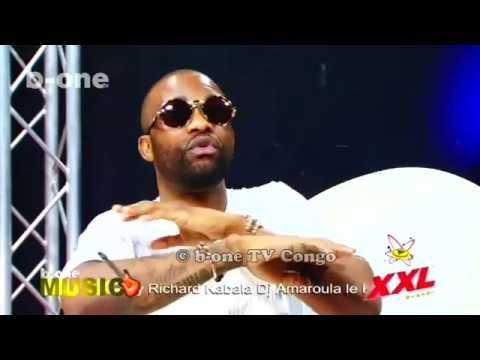 b-one Music, FALLY IPUPA 2015 avec Papy Mboma