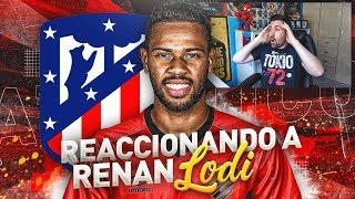 Así juega RENAN LODI   Nuevo fichaje del ATLÉTICO DE MADRID