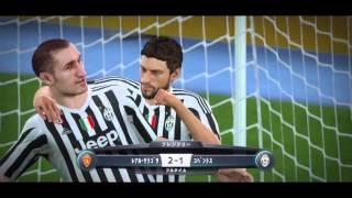 FIFA16ハイライト!サラゴサvsユヴェントス 大番狂わせ!勝ったチームが強いんだ!