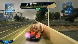 Blur PC Gameplay Part 3  High Settings 720p HD