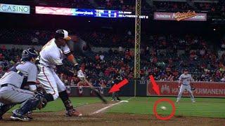 "MLB ""Dumbest Swings"" in MLB History ᴴᴰ"