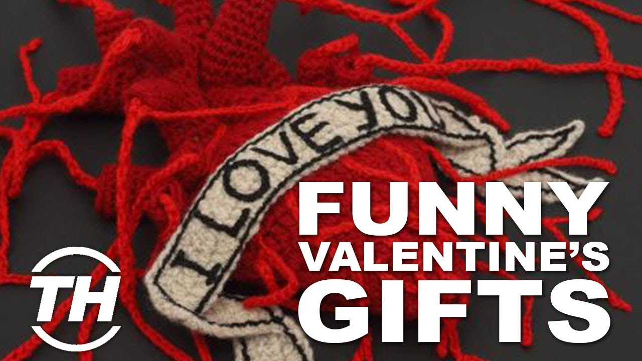 Funny Valentineu0027s Day Gifts