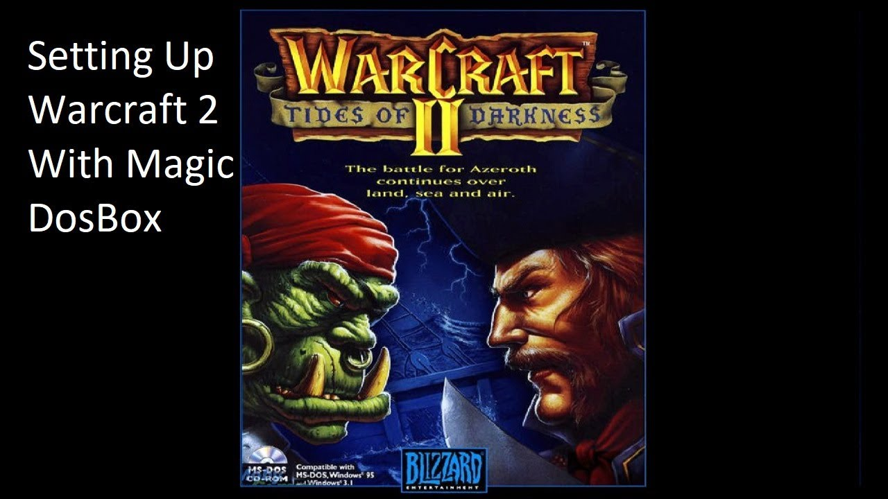 How To Setup Warcraft 2 On Android Using MagicDosbox