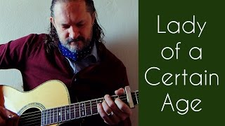 Cover of 'Lady of a Certain Age' by The Divine Comedy.