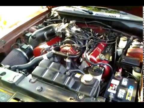 Ford Mustang Gt 4 6l 2v To 4v Engine Swap Links In The Description