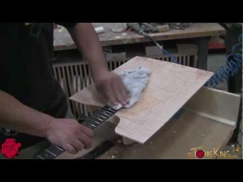 KIESEL / CARVIN : BODY BUILD (Carvin Guitars)