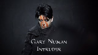 Gary Numan - Intruder (Official Video)