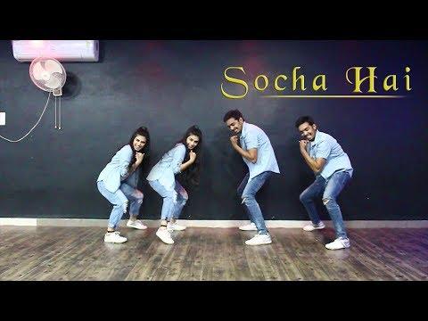 Baadshaho: Socha Hai Song | Emraan Hashmi, Esha Gupta | Choreography Sumit Parihar (Badshah)