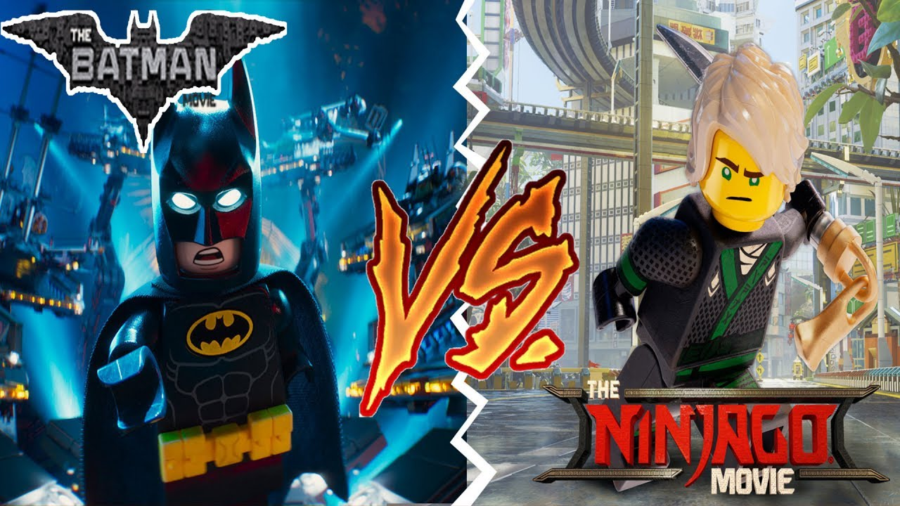 The lego batman movie vs the lego ninjago movie which is better youtube - Ninjago vs ninjago ...