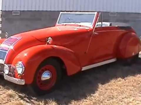 1948 Allard M 1 Drophead Coupe