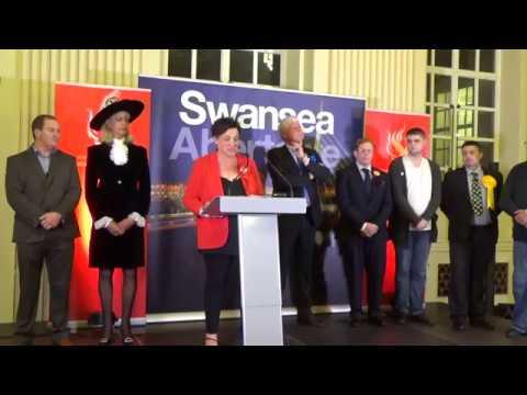 Gower - General Election Declaration