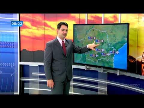 Previsão Do Tempo: Paraná Tem Previsão De Chuva Durante A Semana