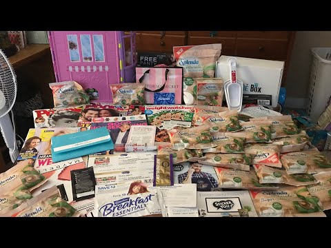 Free stuff by mail/samples/freebies/coupons and more!