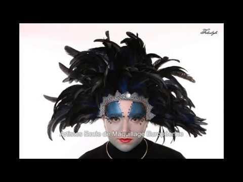 Artistes Ecole Maquillage Portes Ouvertes