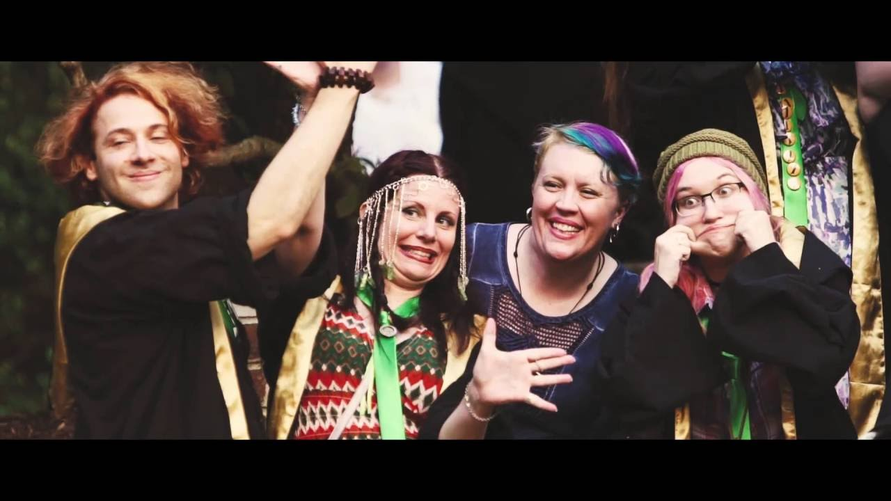 New World Magischola: A Magic School Larp in North America -Trailer