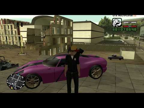 Updaty na WTLS / GTA SAN ANDREAS MULTIPLAYER