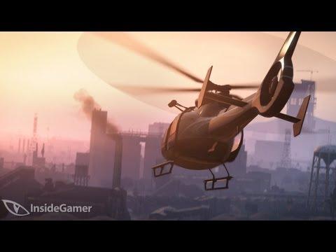 GTA V - NEWS WEEK SCHEDULE IGN & MORE SCREENSHOTS