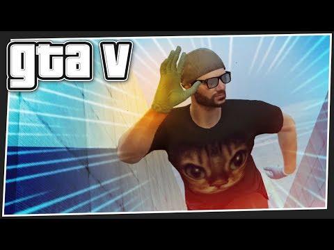MASS EFFECT ANIMATIONS | GTA 5 Online