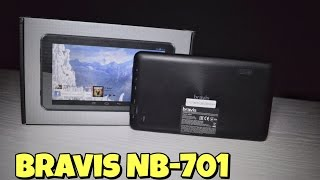 Недорогий планшет - Bravis NB-701