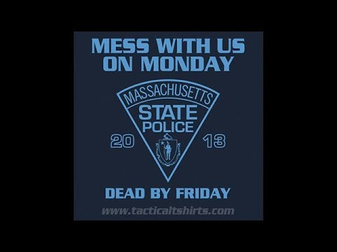 Mass State Police Recorded Disrespecting FBI with Profanity