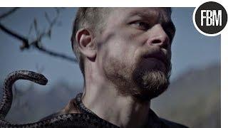 Артур под действием яда направляется к Вортигерну / Меч короля Артура