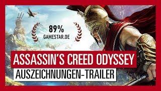 ASSASSIN'S CREED ODYSSEY | Auszeichnungen Trailer (Deutsch)