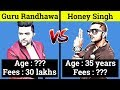 Guru Randhawa Vs Yo Yo Honey singh comparison | Net Worth | Songs | Latest songs | Cars